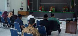 Realisasi Hasil Rakor Dengan Mahkamah Syar'iyah Aceh