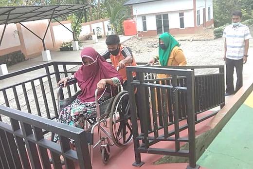 Layanan Disabilitas Mahkamah Syar'iyah Jantho