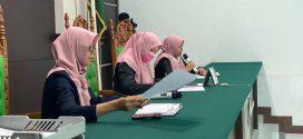 Ketua Mahkamah Syar'iyah Jantho Pimpin Rapat Evaluasi Zona Integritas.