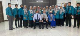 Lakukan Giat di Satker Mahkamah Jantho, Hatiwasda Mahkamah Syar'iyah Aceh, di hujani pertanyaan dari Perserta Monev