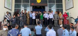 Tim Komisi 3 DPR RI Kunker Ke Mahkamah Syar'iyah Aceh