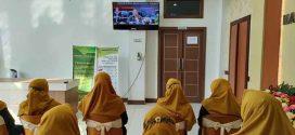 Ketua dan Jajaran Pimpinan Mahkamah Syar'iyah Jantho Ikuti Pembukaan Fit & Propertest oleh Dirjen Badan Peradilan Agama