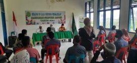 Implementasikan Perma Nomor 1 Tahun 2015, Mahkamah Syar'iyah Jantho bersinergi dengan Kemenag Aceh Besar, laksanakan Sidang Terpadu di Pulau Terluar dalam Provinsi Aceh