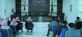 Mahkamah Syar'iyah Aceh adakan Diklat Di Tempat Kerja (DDTK) di Mahkamah Syar'iyah Jantho