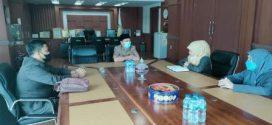 Ketua Mahkamah Syar'iyah Aceh Bertemu Bupati Aceh Besar, Ada Apa ?